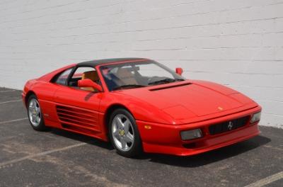 Used 1991 Ferrari 348 TS Used 1991 Ferrari 348 TS for sale Sold at Cauley Ferrari in West Bloomfield MI 17
