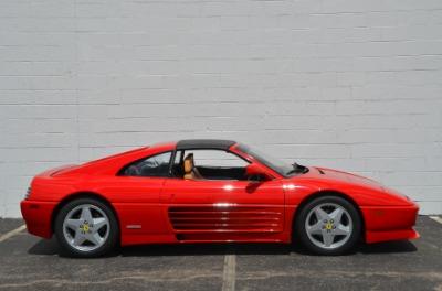 Used 1991 Ferrari 348 TS Used 1991 Ferrari 348 TS for sale Sold at Cauley Ferrari in West Bloomfield MI 18