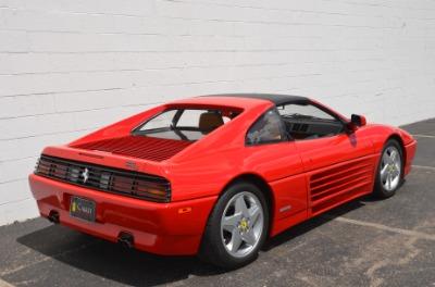 Used 1991 Ferrari 348 TS Used 1991 Ferrari 348 TS for sale Sold at Cauley Ferrari in West Bloomfield MI 19