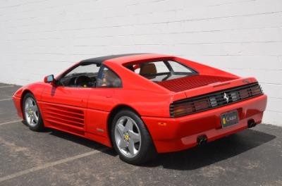 Used 1991 Ferrari 348 TS Used 1991 Ferrari 348 TS for sale Sold at Cauley Ferrari in West Bloomfield MI 21