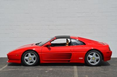 Used 1991 Ferrari 348 TS Used 1991 Ferrari 348 TS for sale Sold at Cauley Ferrari in West Bloomfield MI 22