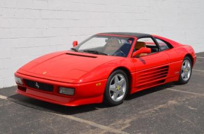 Used 1991 Ferrari 348 TS Used 1991 Ferrari 348 TS for sale Sold at Cauley Ferrari in West Bloomfield MI 23