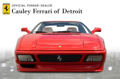 Used 1991 Ferrari 348 TS Used 1991 Ferrari 348 TS for sale Sold at Cauley Ferrari in West Bloomfield MI 3