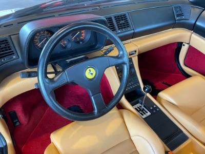 Used 1991 Ferrari 348 TS Used 1991 Ferrari 348 TS for sale Sold at Cauley Ferrari in West Bloomfield MI 37