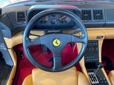 Used 1991 Ferrari 348 TS Used 1991 Ferrari 348 TS for sale Sold at Cauley Ferrari in West Bloomfield MI 38