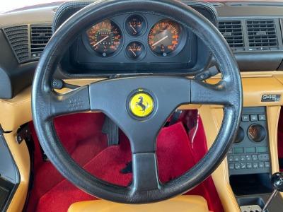 Used 1991 Ferrari 348 TS Used 1991 Ferrari 348 TS for sale Sold at Cauley Ferrari in West Bloomfield MI 39