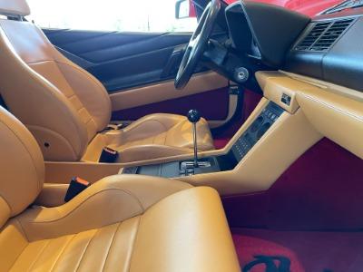 Used 1991 Ferrari 348 TS Used 1991 Ferrari 348 TS for sale Sold at Cauley Ferrari in West Bloomfield MI 53