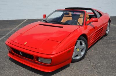 Used 1991 Ferrari 348 TS Used 1991 Ferrari 348 TS for sale Sold at Cauley Ferrari in West Bloomfield MI 58