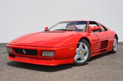 Used 1991 Ferrari 348 TS Used 1991 Ferrari 348 TS for sale Sold at Cauley Ferrari in West Bloomfield MI 59