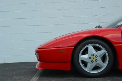 Used 1991 Ferrari 348 TS Used 1991 Ferrari 348 TS for sale Sold at Cauley Ferrari in West Bloomfield MI 60