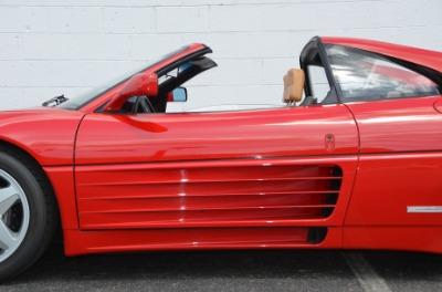 Used 1991 Ferrari 348 TS Used 1991 Ferrari 348 TS for sale Sold at Cauley Ferrari in West Bloomfield MI 61