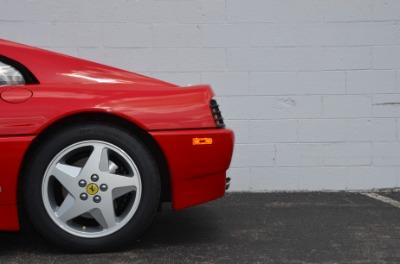 Used 1991 Ferrari 348 TS Used 1991 Ferrari 348 TS for sale Sold at Cauley Ferrari in West Bloomfield MI 62