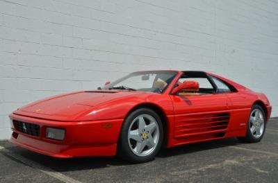 Used 1991 Ferrari 348 TS Used 1991 Ferrari 348 TS for sale Sold at Cauley Ferrari in West Bloomfield MI 63