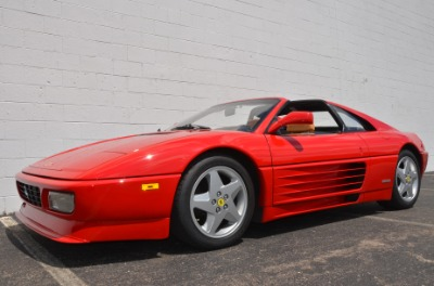 Used 1991 Ferrari 348 TS Used 1991 Ferrari 348 TS for sale Sold at Cauley Ferrari in West Bloomfield MI 67