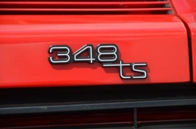Used 1991 Ferrari 348 TS Used 1991 Ferrari 348 TS for sale Sold at Cauley Ferrari in West Bloomfield MI 71