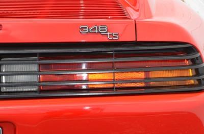 Used 1991 Ferrari 348 TS Used 1991 Ferrari 348 TS for sale Sold at Cauley Ferrari in West Bloomfield MI 72