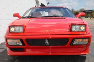Used 1991 Ferrari 348 TS Used 1991 Ferrari 348 TS for sale Sold at Cauley Ferrari in West Bloomfield MI 75
