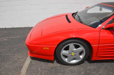 Used 1991 Ferrari 348 TS Used 1991 Ferrari 348 TS for sale Sold at Cauley Ferrari in West Bloomfield MI 76