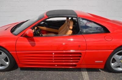 Used 1991 Ferrari 348 TS Used 1991 Ferrari 348 TS for sale Sold at Cauley Ferrari in West Bloomfield MI 77