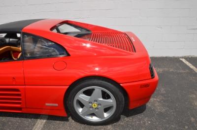 Used 1991 Ferrari 348 TS Used 1991 Ferrari 348 TS for sale Sold at Cauley Ferrari in West Bloomfield MI 78
