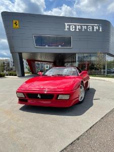 Used 1991 Ferrari 348 TS Used 1991 Ferrari 348 TS for sale Sold at Cauley Ferrari in West Bloomfield MI 81