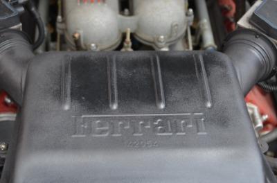 Used 1991 Ferrari 348 TS Used 1991 Ferrari 348 TS for sale Sold at Cauley Ferrari in West Bloomfield MI 84