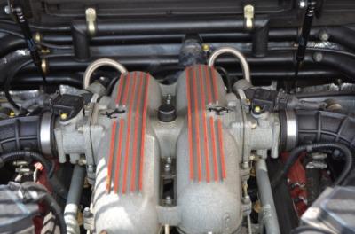 Used 1991 Ferrari 348 TS Used 1991 Ferrari 348 TS for sale Sold at Cauley Ferrari in West Bloomfield MI 85