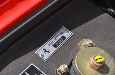 Used 1991 Ferrari 348 TS Used 1991 Ferrari 348 TS for sale Sold at Cauley Ferrari in West Bloomfield MI 86