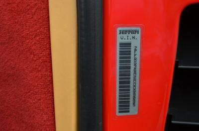 Used 1991 Ferrari 348 TS Used 1991 Ferrari 348 TS for sale Sold at Cauley Ferrari in West Bloomfield MI 88