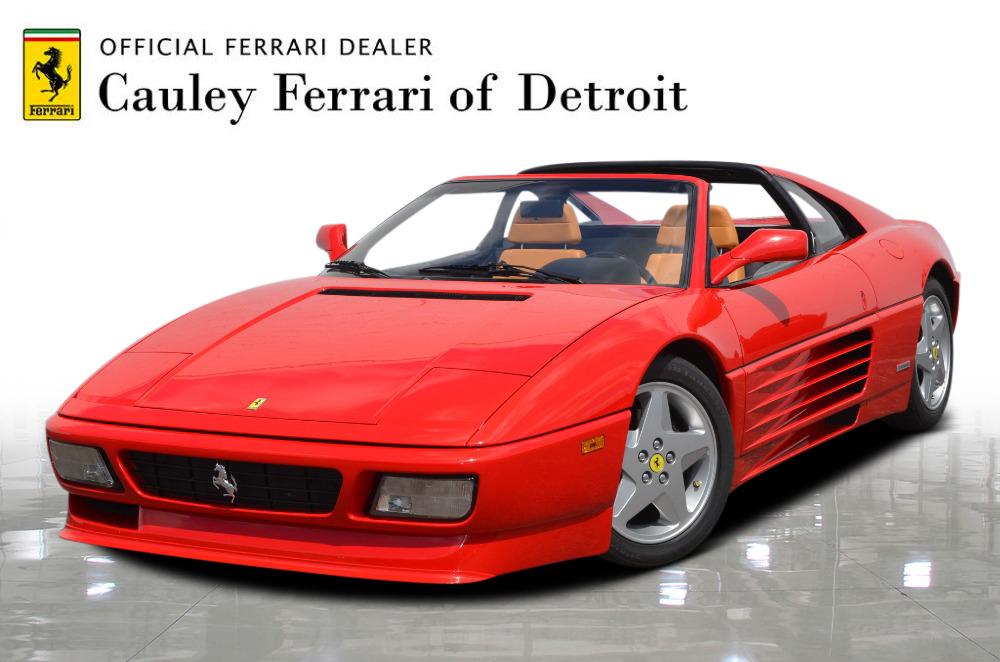 Used 1991 Ferrari 348 TS