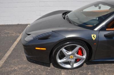Used 2013 Ferrari 458 Italia Used 2013 Ferrari 458 Italia for sale Sold at Cauley Ferrari in West Bloomfield MI 58