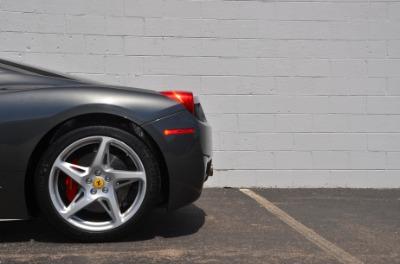 Used 2013 Ferrari 458 Italia Used 2013 Ferrari 458 Italia for sale Sold at Cauley Ferrari in West Bloomfield MI 63