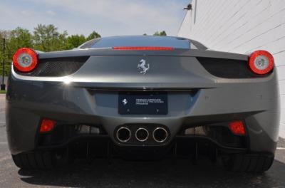 Used 2013 Ferrari 458 Italia Used 2013 Ferrari 458 Italia for sale Sold at Cauley Ferrari in West Bloomfield MI 69