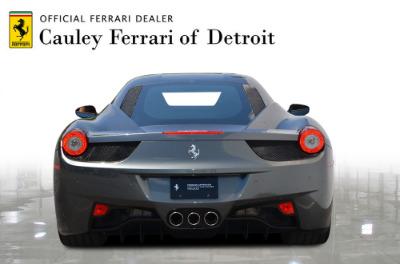Used 2013 Ferrari 458 Italia Used 2013 Ferrari 458 Italia for sale Sold at Cauley Ferrari in West Bloomfield MI 7