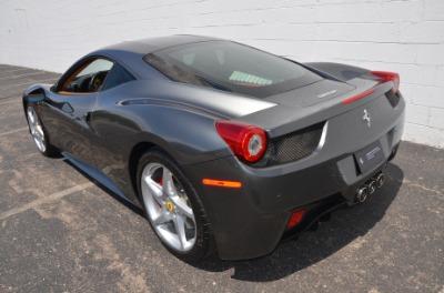 Used 2013 Ferrari 458 Italia Used 2013 Ferrari 458 Italia for sale Sold at Cauley Ferrari in West Bloomfield MI 74