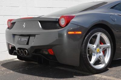 Used 2013 Ferrari 458 Italia Used 2013 Ferrari 458 Italia for sale Sold at Cauley Ferrari in West Bloomfield MI 89
