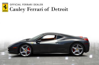 Used 2013 Ferrari 458 Italia Used 2013 Ferrari 458 Italia for sale Sold at Cauley Ferrari in West Bloomfield MI 9