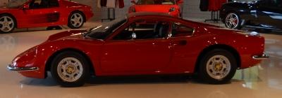 Used 1973 Ferrari 246 Dino GT Used 1973 Ferrari 246 Dino GT for sale Sold at Cauley Ferrari in West Bloomfield MI 10