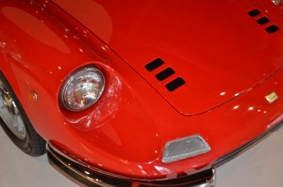 Used 1973 Ferrari 246 Dino GT Used 1973 Ferrari 246 Dino GT for sale Sold at Cauley Ferrari in West Bloomfield MI 22