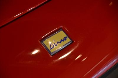 Used 1973 Ferrari 246 Dino GT Used 1973 Ferrari 246 Dino GT for sale Sold at Cauley Ferrari in West Bloomfield MI 24