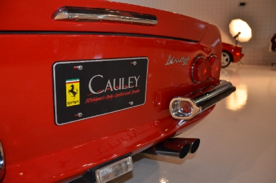Used 1973 Ferrari 246 Dino GT Used 1973 Ferrari 246 Dino GT for sale Sold at Cauley Ferrari in West Bloomfield MI 27