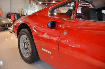 Used 1973 Ferrari 246 Dino GT Used 1973 Ferrari 246 Dino GT for sale Sold at Cauley Ferrari in West Bloomfield MI 30