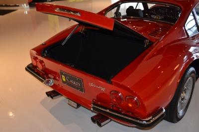 Used 1973 Ferrari 246 Dino GT Used 1973 Ferrari 246 Dino GT for sale Sold at Cauley Ferrari in West Bloomfield MI 34