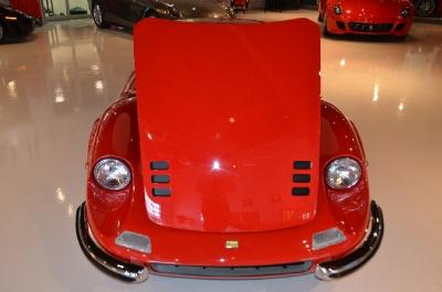 Used 1973 Ferrari 246 Dino GT Used 1973 Ferrari 246 Dino GT for sale Sold at Cauley Ferrari in West Bloomfield MI 38