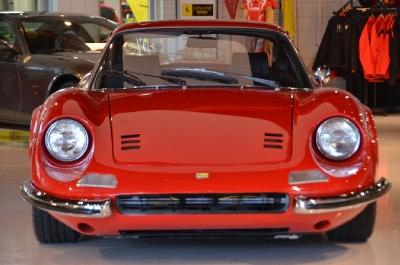 Used 1973 Ferrari 246 Dino GT Used 1973 Ferrari 246 Dino GT for sale Sold at Cauley Ferrari in West Bloomfield MI 4