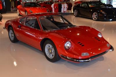 Used 1973 Ferrari 246 Dino GT Used 1973 Ferrari 246 Dino GT for sale Sold at Cauley Ferrari in West Bloomfield MI 5