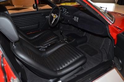 Used 1973 Ferrari 246 Dino GT Used 1973 Ferrari 246 Dino GT for sale Sold at Cauley Ferrari in West Bloomfield MI 52