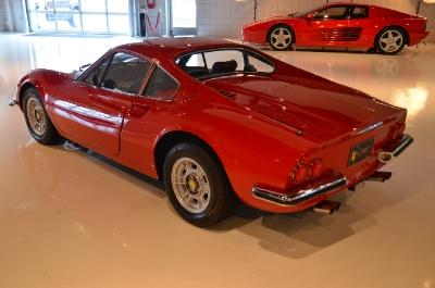 Used 1973 Ferrari 246 Dino GT Used 1973 Ferrari 246 Dino GT for sale Sold at Cauley Ferrari in West Bloomfield MI 9