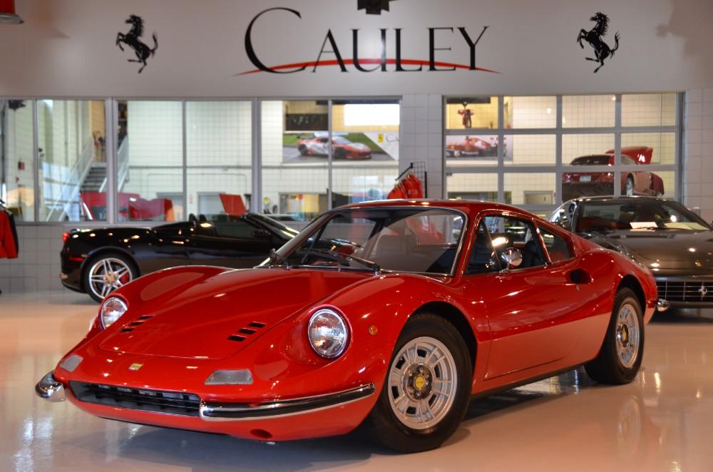 Used 1973 Ferrari 246 Dino GT
