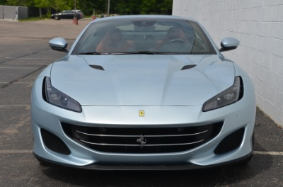 Used 2020 Ferrari Portofino Used 2020 Ferrari Portofino for sale $264,900 at Cauley Ferrari in West Bloomfield MI 16
